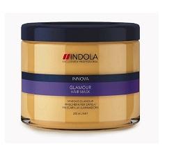 Indola Glamorous Oil Treatment – Восстанавливающая смываемая маска «Чарующее сияние» 750 мл