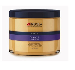 Indola Glamorous Oil Treatment – Восстанавливающая смываемая маска «Чарующее сияние» 750 мл
