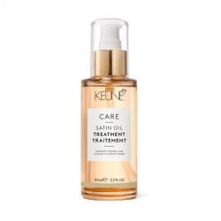 Keune Care Satin Oil - Oil Treatment - Масло для волос Шелковый уход 95 мл
