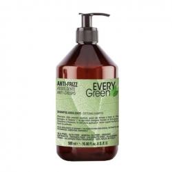 Dikson Every Green Anti-Frizz Shampoo Idratante - Шампунь для вьющихся волос, 500 мл