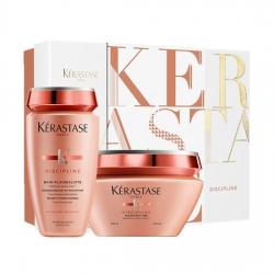 Kеrastase Discipline - Подарочный набор для непослушных волос (шампунь+маска)