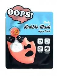 Berrisom Soda Bubble Mask Aqua Fruit – маска увлажняющая, 18 мл
