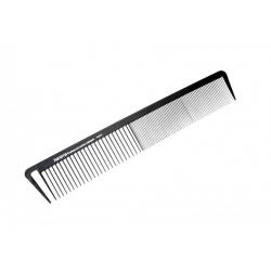 Harizma - Расческа для стрижки (карбон) 21,5см
