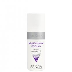 Aravia Professional - CC-крем защитный SPF-20 Multifunctional CC Cream, 150 мл