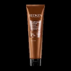 Redken All Soft Mega Hydramelt Cream - Несмываемый уход для интенсивного питания и смягчения очень сухих и ломких волос 150 мл