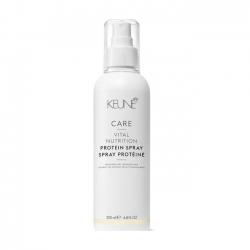 Keune Care Vital Nutr Protein Spray - Протеиновый кондиционер-спрей Основное питание 200 мл