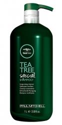 Paul Mitchell Tea Tree Special Shampoo - Шампунь с маслом чайного дерева 1000 мл