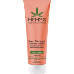 Hempz Sweet Pineapple&Honey Melon Herbal Body Moisturizer  - Молочко для тела увлажняющее Ананас & Медовая Дыня, 620 мл
