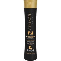 Honma Tokyo Collagen Caviar Condicionador - Кондиционер для сухих, подвергшихся хим.воздействию волос 300 мл