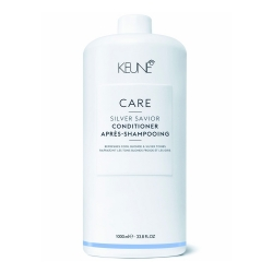 Keune Care Silver Savior Conditioner - Кондиционер Сильвер для блондированных волос 1000 мл