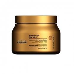 Loreal professionnel nutrifier - Лореаль профессионель нутрифайер питательная маска для сухих волос 500 мл