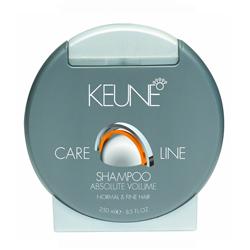 Keune Care Line Absolute Volume Shampoo - Шампунь Абсолютный Объем 250 мл