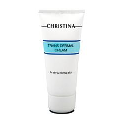 Christina Trans Dermal Cream with Liposomes - Трансдермальный крем с липосомами для сухой и нормальной кожи 60 мл