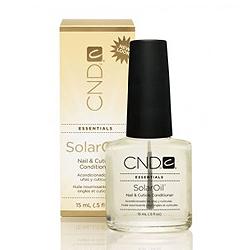 CND Solar Oil - Масло для ногтей и кутикулы 15 мл