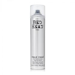 TIGI Bed Head Hard Head - Лак для суперсильной фиксации 385 мл