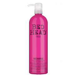 TIGI Bed Head Superfuels Recharge Shampoo - Шампунь-блеск 750 мл