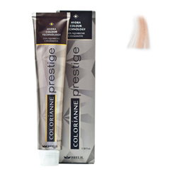 Brelil Крем-краска Colorianne Prestige 100/32 Суперосветляющий бежево-платиновый