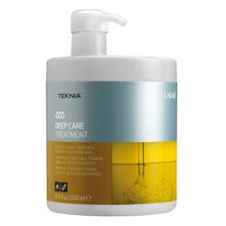 Lakme Teknia Deep care treatment - интенсивное восстанавливающее средство, для сухих или поврежденных волос 1000 мл