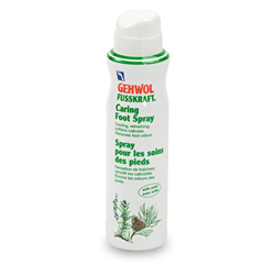 Gehwol Fusskraft Caring Foot Spray - Актив-спрей 150 мл