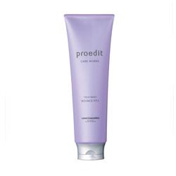 Lebel Proedit Care Works Bounce Fit Plus Treatment - Маска для мягких/очень поврежденных волос 250 мл