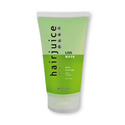 Brelil HairJuice Liss Mask - Маска для разглаживания волос 150 мл
