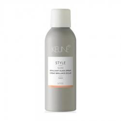Keune Celebrate Style Brilliant Gloss Spray No110 - Спрей-блеск бриллиантовый, 200 мл