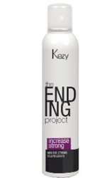 "Kezy professional - Моделирующий мусс для объема и фиксации ""Increase Mousse Strong"" 300 мл"