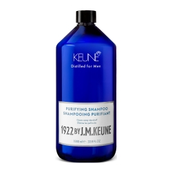 Keune 1922 Care Purifying Shampoo -  Обновляющий шампунь против перхоти, 1000 мл