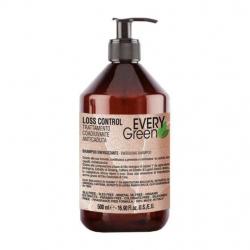 Dikson Every Green Loss Control Shampoo Energizzante - Шампунь против выпадения, 500 мл