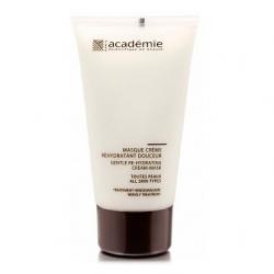 Academie Masque Creme Rehydratant Douceur - Смягчающая восстанавливающая крем-маска, 50 мл