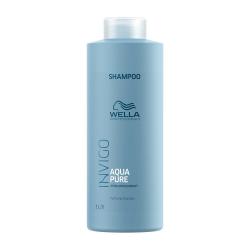 Wella Invigo Balance Aqua Pure - Очищающий шампунь, 1000 мл