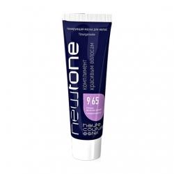 Estel NewTone mini - Тонирующая маска для волос 9/65 (Блондин фиолетово-красный), 60 мл