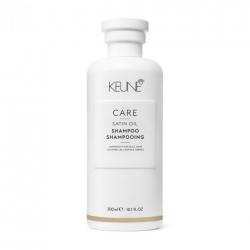 Keune Care Satin Oil Shampoo - Шампунь Шелковый уход 300 мл