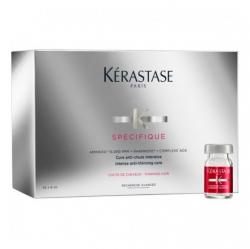 Kerastase Specifique Aminexil Force R - Уход Аминексил против выпадения волос ампулы, 42*6 мл