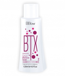 BB ONE BTX Classic / White pH=4,5 - Интенсивный реконструктор Шаг 2, 120мл