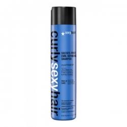 Sexy Hair Color safe curl defining shampoo 300 ml - Шампунь для кудрей без сульфатов и парабенов, 300 мл