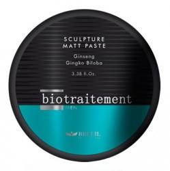 Brelil Bio Traitement Men - Моделирующая пудра-паста с матовым эффектом для мужчин 100 мл