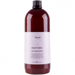 Nook Sweet Relax Shampoo - Шампунь для непослушных волос Ph 5,5, 1000 мл