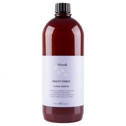 Nook Fly and Vol Hair Shampoo - Шампунь для тонких и слабых волос Ph 5,5, 1000 мл