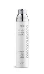 Miriam Quevedo Glacial White Caviar Hydra Pure Timeless Beauty Cream - Увлажняющий крем для поддержания красоты  с экстрактом прозрачно-белой икры, 100 мл