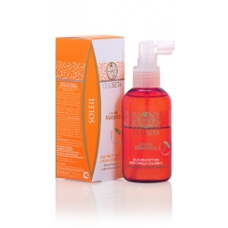 Barex Olioseta Oro Del Marocco - Защитное масло для окрашенных волос с маслом арганы и маслом малины, 150 мл