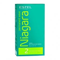 Estel Niagara - Набор для химической завивки для нормальных волос №2