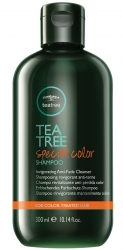 Paul Mitchell Tea Tree Special Color Shampoo - Шампунь с маслом чайного дерева для окрашенных волос, 300мл