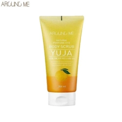 Welcos Around Me Natural Perfume Vita Body Scrub Yuja - Скраб для тела с ароматом цитруса, 200 мл