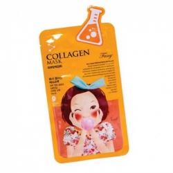 Fascy Pungseon Tina Collagen Mask - Тканевая маска для лица с коллагеном 26 г