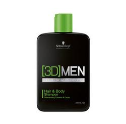 Schwarzkopf [3D]Mension Hair & Body Shampoo - Шампунь для волос и тела 250 мл