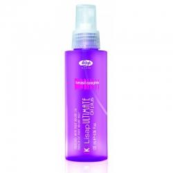 Lisap Milano Ultimate Keratin Oil Plus - Масло для выпрямления вьющихся волос 120 мл