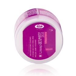 Lisap Milano M-lisap ultimate plus moisture rich smoothing mask - Маска увлажняющая с разглаживающим эффектом для волос 250мл