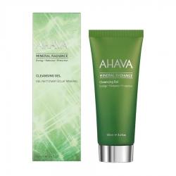 Ahava Mineral Radiance Cleansing Gel - Минеральный гель для очистки кожи лица, 100 мл
