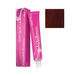 Matrix Socolor.beauty - Крем-краска перманентная Соколор Бьюти 6RC+ темный блондин красно-медный+ 90 мл